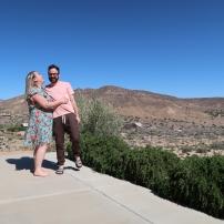 Un autre point de vue qu'on avait au ranch. Sublime!